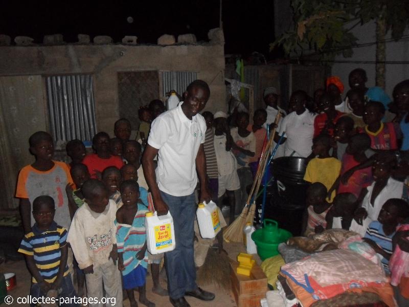du Sénégal