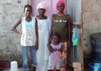 Relogement d'une famille au Sénégal