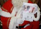 Stand COLLECTES & PARTAGES pendant l'Arbre de Noël