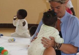 Avril 2011 –  1 000 € récolté pour les bébés de la pouponnière de Dakar