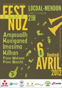 FEST NOZ HUMANITAIRE du 6 avril 2012