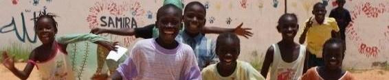 Réhabilitation d'une école en banlieue de Dakar