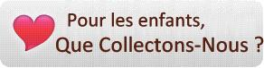 Que collectons-nous