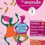 LES BENEVOLES DE COLLECTES & PARTAGES SE MOBILISENT AU FESTIVAL DES GALETTES DU MONDE