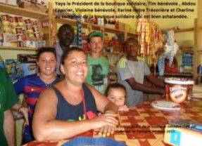 PANORAMA DE NOS ACTIONS 2017