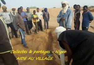 le village de AZZEL au NIGER